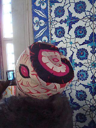 Suzani hat