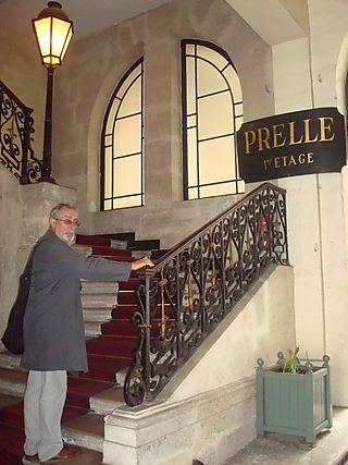 Prelle's entrance
