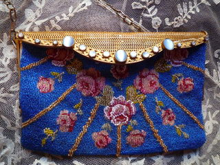 Jewell purse