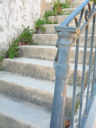 Stairs to my city secret