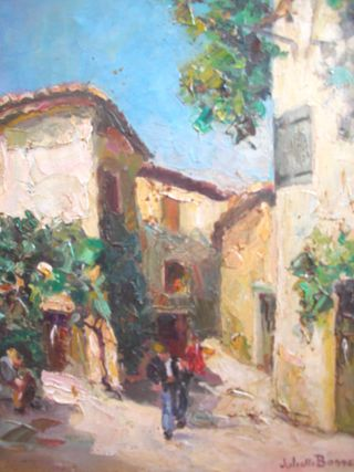 Provence in painting