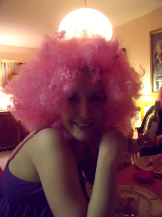 New Pink Marie Antoinette