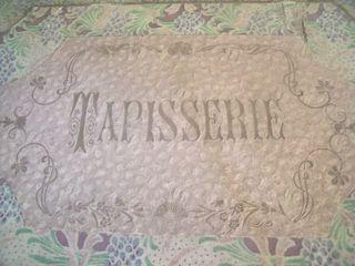 Tapisserie box