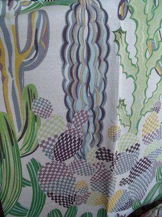 Missoni greeen cactus