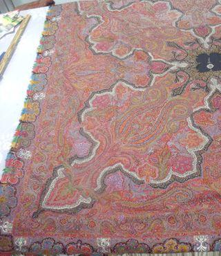 Rare paisley shawl