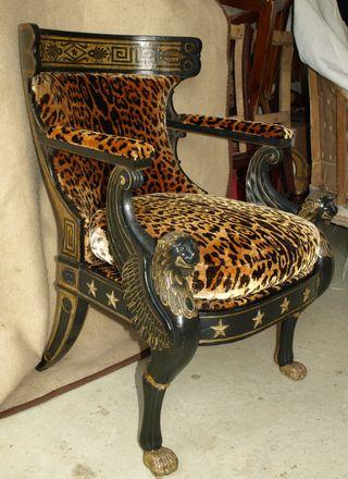 Le manach fauteuil rateau