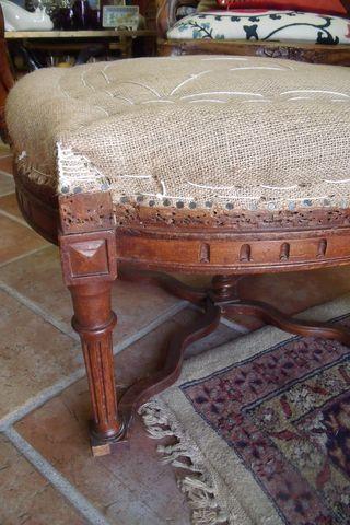 Upholstery a la francaise