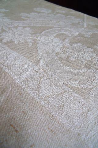Old linen napkins