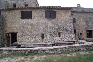 XVI century house