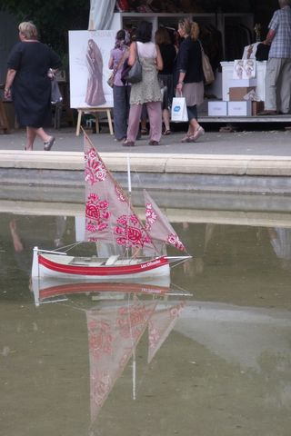 Fabric boat