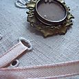 Charming french brooch