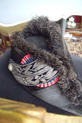 Acadelician hat