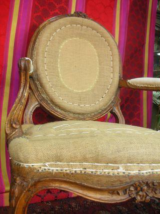 Le fauteuil de Madame