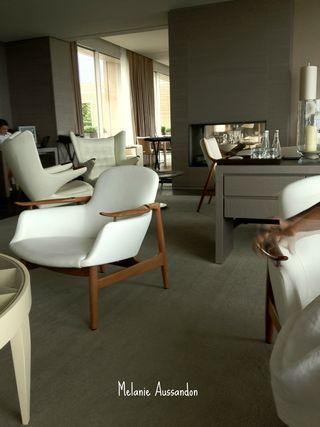 Design hotel in Saint tropez