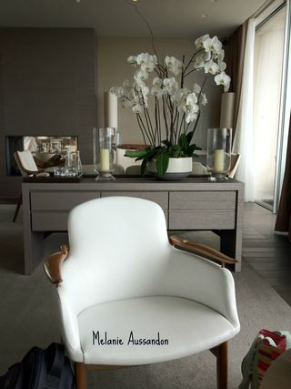 White chic decoration