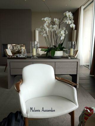 White chic decoration