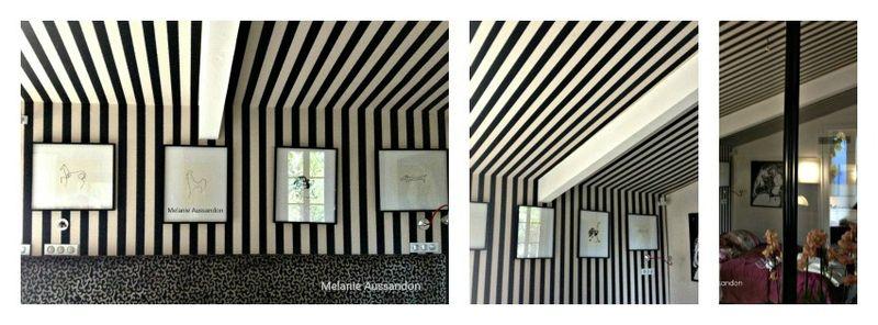Collage chambre maison aubagne