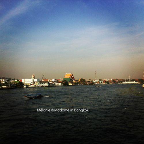Chao Phraya from Ayutthaya