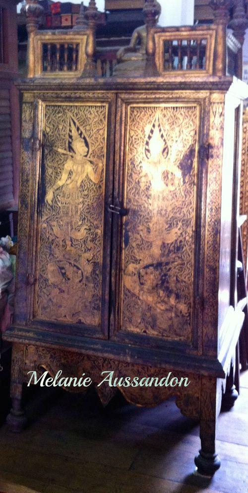 Thai armoire