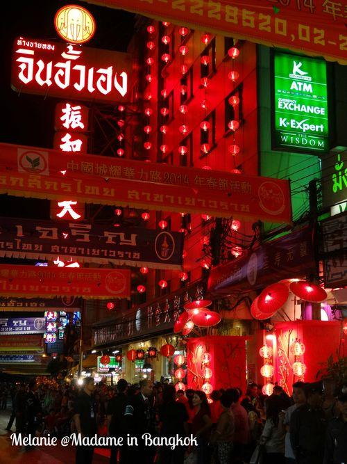 Yaoworat for chinese new year