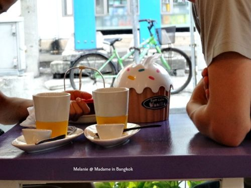 Coffee @ little sister bangkok