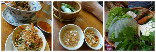 Food @ Saigon recipe Collage
