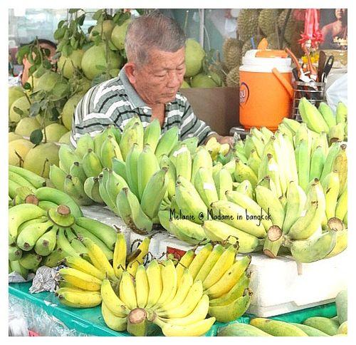 Or tor kor market monsieur fruits