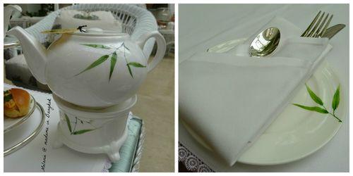 Tea time @ Mandarin Oriental bangkok Collage