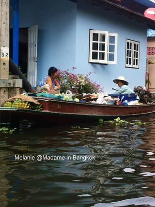 Life along the Khlong