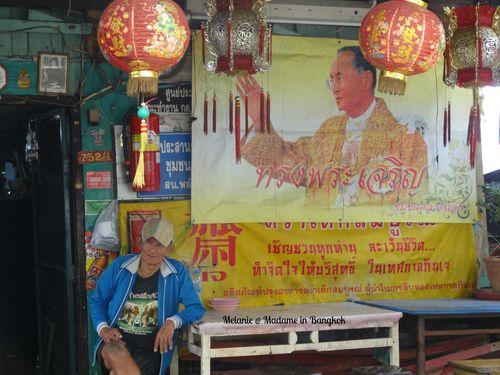 Man in Chinatown