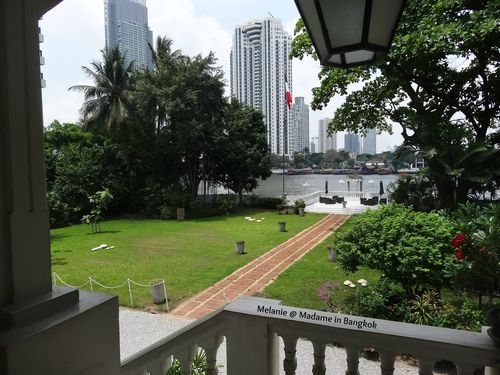Residence de France Bangkok les jardins