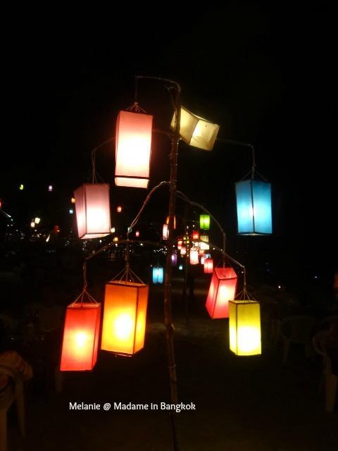 Lampions a Koh chang