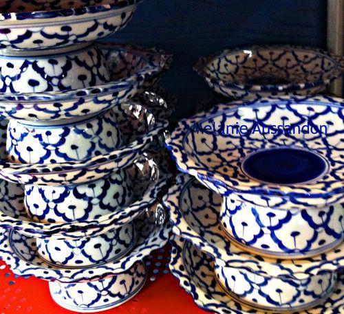 Ceramiques thai
