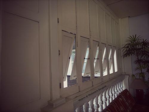 Residence de France bangkok volets
