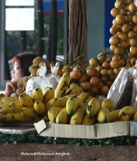 Fruits sur la route de koh chang