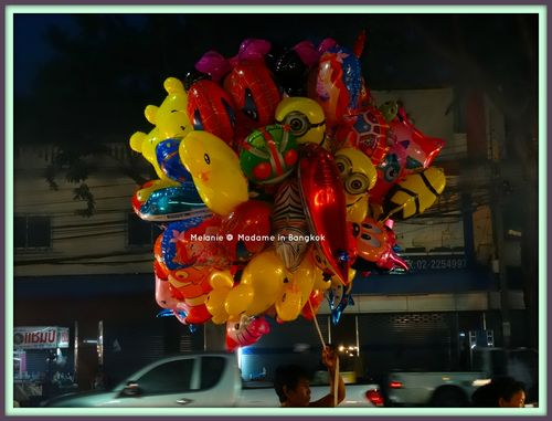 Wat saket fair ballons