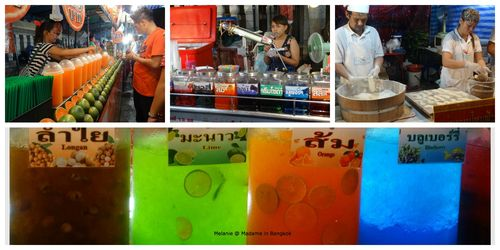 Wat saket fair drinks Collage