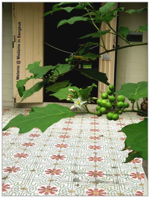 Musée d'art floral entrée