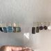 Semi precious stones earrings