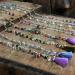 Semi precious stones bracelets