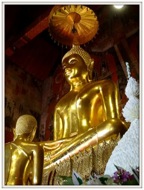 Thonburi bangkok noi wat