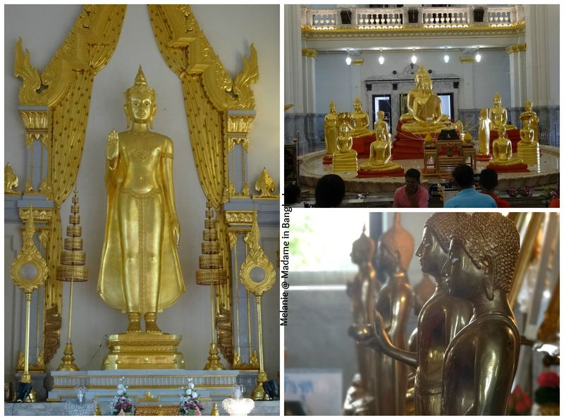 Wat sothon inside Collage