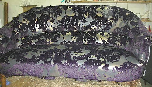 Crazy sofa